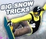 Spel på Miniclip.com - Big Snow Tricks