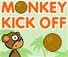 Jogos no Miniclip.com - Monkey Kick Off