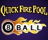 Spel på Miniclip.com - 8 Ball Quick Fire Pool