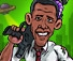 Spiele bei Miniclip.com - Obama Alien Defense
