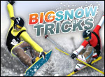 Big Snow Tricks Game