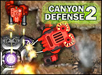 Canyon Defense 2 Game