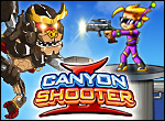 Canyon Shooter 2 Game