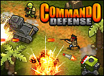Commando Defense Game