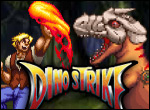 Dino Strike Game