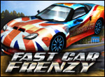 Fast Car Frenzy Casino Game