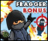 Games at Miniclip.com - Fragger Bonus Blast