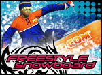 Freestyle Snowboard Casino Game