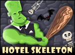 Hotel Skeleton Game