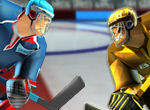 Ice Hockey Hero Game