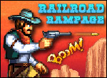 Railroad Rampage Game