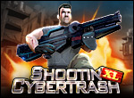 Shooting Cybertrash XL Game