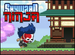 Skyward Ninja Game