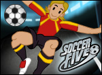 Soccer Five Game