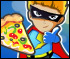 Games at Miniclip.com - Superhero Pizza