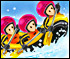 Games at Miniclip.com - White Water Rafting