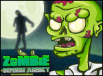 Zombie defence game tower defence