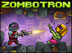 Friv Zombotron Game